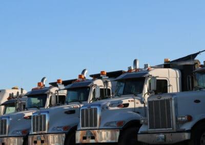 Meseyton Truck Lineup