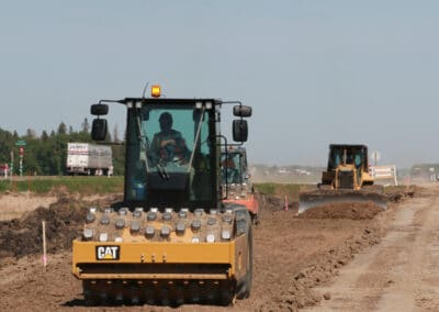 In Action Photo Gallery Meseyton Machinery Clearing