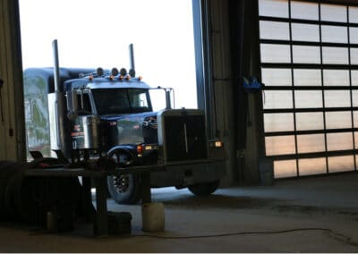 In Action Photo Gallery Meseyton SemiTruck