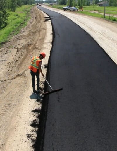 Meseyton Construction Employee Racking