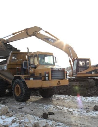 Meseyton Construction Machinery